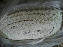 Asbestos fabric AT