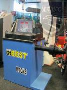Balancing Best W60 NB paved the shaft of the stand for mounting and