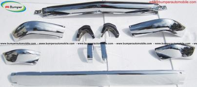 BMW 2002 года установить бампер (1968-1971)