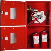 Fire cabinets (ShP, ShPK, ShPO) and accessories