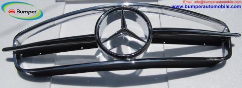 Mercedes W190SL Front Grille (1955-1963)
