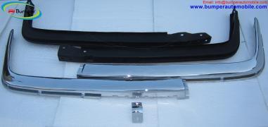 Мерседес W107 R107 бампер из нержавеющей стали