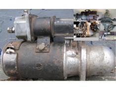 Starter. Dispenser. The fuel pumps for the GAZ-24 and GAZ-21