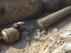 Trenchless laying of engineering networks method (HDD)